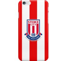 stoke city iPhone Case/Skin