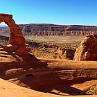 Bowls and Arches - Arches N.P, Utah, USA by Sean Farrow