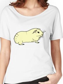 Guinea pigs are pretty cool. Women's Relaxed Fit T-Shirt