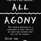 All Over Agony by OliverAgony