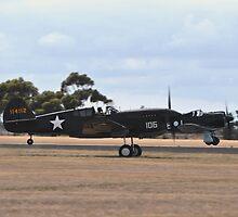 Kittyhawk & Boomerang, Point Cook Airshow, Australia 2014 by muz2142