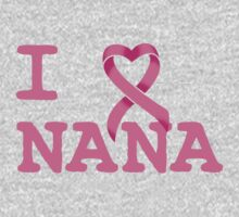 I love Nana Baby Tee
