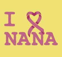 I love Nana Kids Tee
