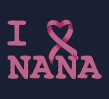 I love Nana One Piece - Long Sleeve
