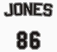 Jones 86 Kids Tee