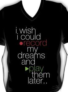 I Wish.. T-Shirt