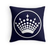 Circle of Winners - Crown Throw Pillow