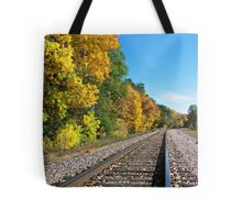 Scenic Railway Tote Bag