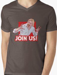 Evil ED from Evil Dead 2 Mens V-Neck T-Shirt