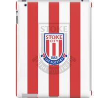 stoke city iPad Case/Skin
