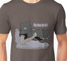 We Can Do It! Save The Clamagore! Unisex T-Shirt