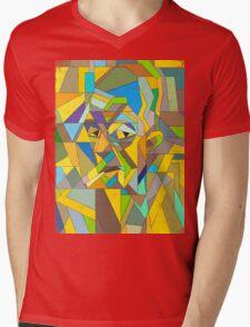 strange Mens V-Neck T-Shirt