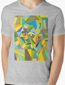 strange Mens V-Neck T-Shirt