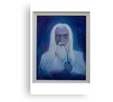 Gandalf ~ The White Canvas Print