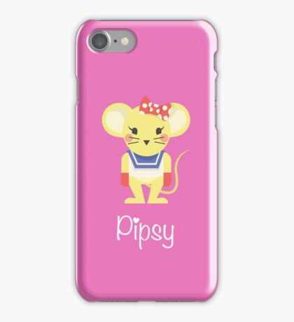 DKR Pipsy iPhone Case/Skin