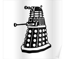 Dalek - Doctor Who Poster