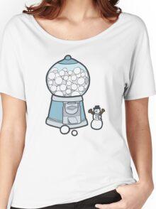 Snow Ball Gum Ball Women's Relaxed Fit T-Shirt