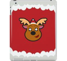 JINGLE ANIMAL CROSSING iPad Case/Skin