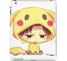 Pikachu Costume iPad Case/Skin