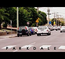 I love Parkdale by Leigh Kerr