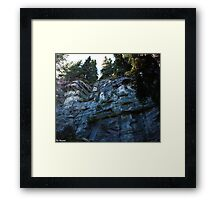Neat Geology Framed Print