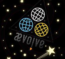 Ævolve Universe by AEvolve