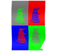 Daleks - Doctor Who Poster