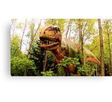 Giganotosaurus  Canvas Print