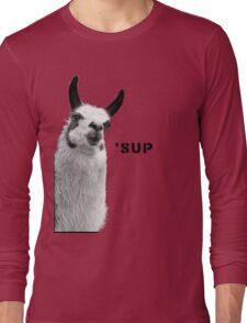 Cool Llama is Cool Long Sleeve T-Shirt