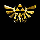 Hylian Arms (Gold Dark) by spyderjava