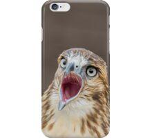 Screech iPhone Case/Skin