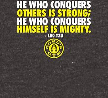 He Who Conquers Himself Is Mighty T-Shirt