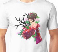 Geisha Unisex T-Shirt
