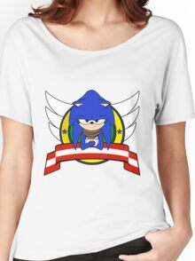 Sonic Boom Women's Relaxed Fit T-Shirt