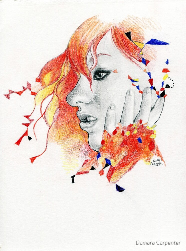 Lovely Entropy by Damara Carpenter