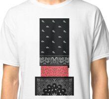 Rose Paisley Classic T-Shirt