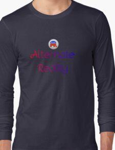 Alternate Reality Mitt Romney 2012 Long Sleeve T-Shirt