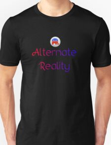 Alternate Reality Mitt Romney 2012 Unisex T-Shirt
