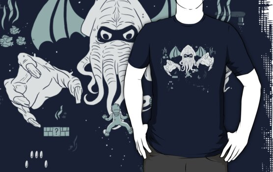 Call Of Bloopthulu! by joshmirm