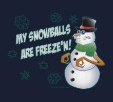 Frozen Snowballs T-Shirt