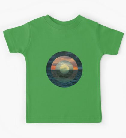 Ocular Oceans Kids Tee