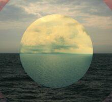 Ocular Oceans Sticker