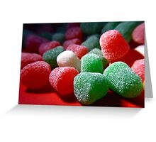 Spice Drops Greeting Card