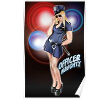 Officer Naughty Poster