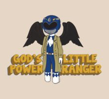 One of God's Little Power Rangers by ElocinMuse