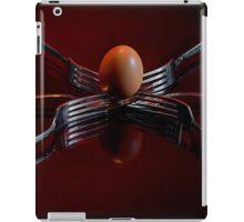 Forks V iPad Case/Skin
