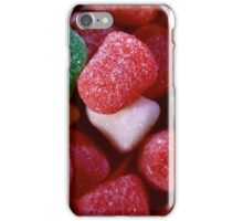Christmas Spice Drops Candy iPhone Case/Skin