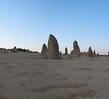 Pinnacles panorama 3 by gcdepiazzi