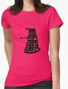 Dalek - Doctor Who Womens Fitted T-Shirt