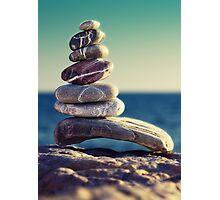 rock energy Photographic Print
